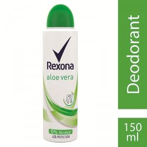 Buy Rexona Women Aloe Vera Deodorant - Nykaa