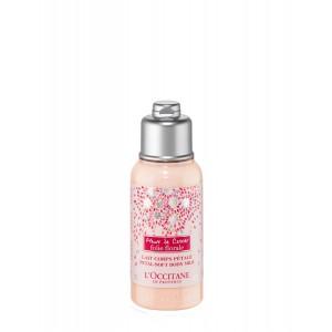 Buy L'Occitane Cherry Blossom Folie Florale Petal-Soft Body Milk - Nykaa