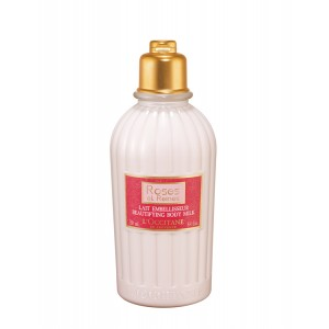 Buy L'Occitane Rose Body Milk - Nykaa
