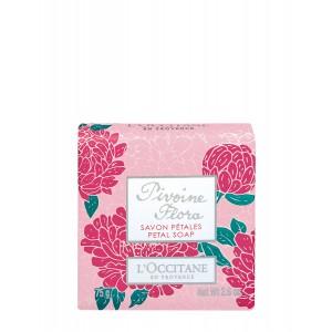 Buy L'Occitane Pivoine Flora Petal Soap - Nykaa