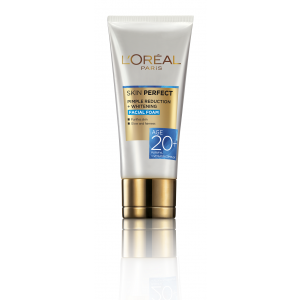 Buy L'Oreal Paris Age 20+ Skin Perfect Facial Foam - Nykaa