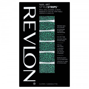 Buy Revlon Nail Art Style Strips - Nykaa