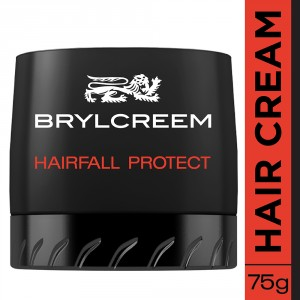 Buy Brylcreem Hairfall Protect Hair Styling Cream - Nykaa