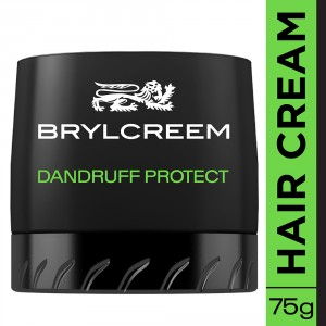 Buy Brylcreem Dandruff Protect Hair Styling Cream - Nykaa