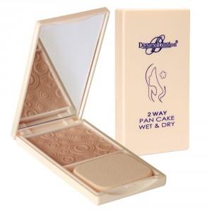 Buy Herbal Diana Of London 2 Way Pan Cake Powder - Nykaa