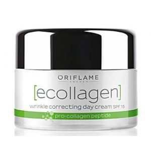 Buy Oriflame Ecollagen Wrinkle Correcting Day Cream SPF 15 - Nykaa