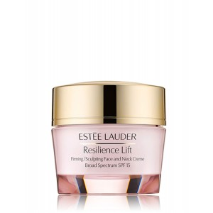 Buy Estée Lauder Resilience Lift Creme Firming / Sculpting Face And Neck Creme SPF 15 - For Dry Skin - Nykaa