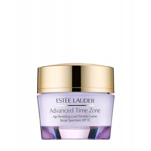 Buy Herbal Estée Lauder Advanced Time Zone Age Reversing Line / Wrinkle Creme SPF 15 - Normal Combination Skin - Nykaa