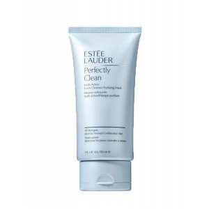 Buy Estée Lauder Perfectly Clean Multi Action Foam Cleanser / Purifying Mask - Nykaa