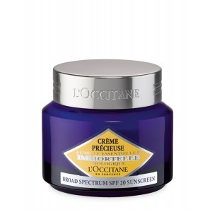 Buy L'Occitane Immortelle Precious Cream SPF 20 - Nykaa