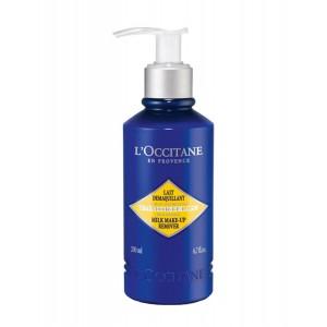Buy L'Occitane Immortelle Milk Makeup Remover - Nykaa