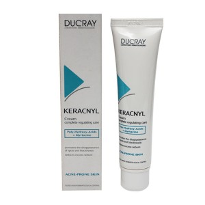 Buy Herbal Ducray Keracnyl Complete Regulating Care Cream - Nykaa