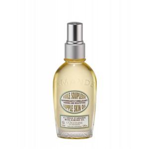 Buy L'Occitane Almond Supple Skin Oil - Nykaa