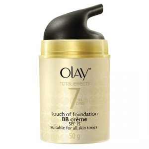 Buy Olay Total Effects 7 In One Touch Of Foundation BB Creme SPF 15 - Nykaa