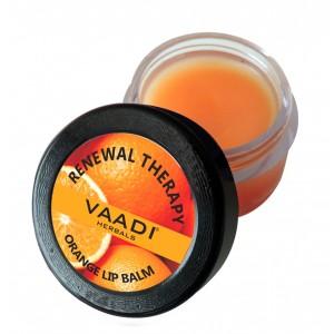 Buy Vaadi Herbals Lip Balm - Orange & Shea Butter - Nykaa