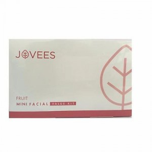 Buy Herbal Jovees Fruit Mini Facial Value Kit - Nykaa
