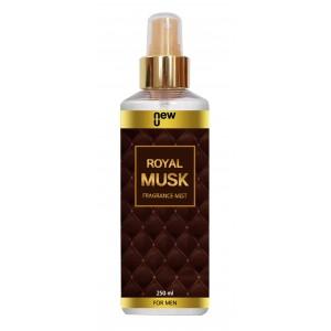 Buy NewU Royal Musk Fragrance Mist For Men - Nykaa