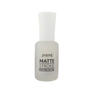 Buy Jaquline USA Matte Stroke Mattifying Top Coat - Nykaa