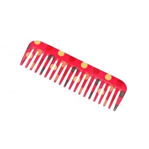Buy FeatherFeel Printed Polka Fever Shampoo Comb - Nykaa