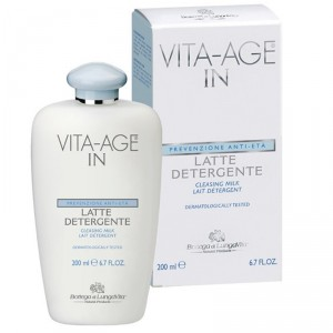Buy Bottega Di Lungavita Age In Cleansing Milk - Nykaa