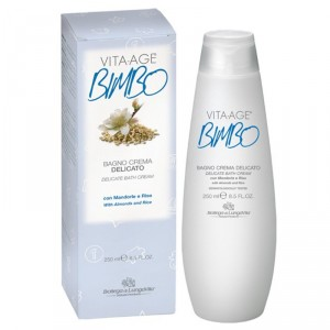 Buy Bottega Di Lungavita Age Bimbo - Delicate Bath Cream - Nykaa
