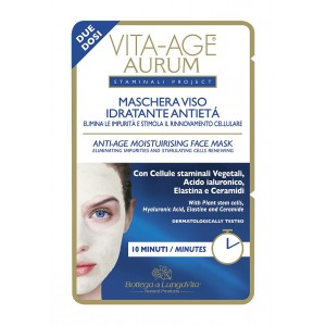 Buy Bottega Di Lungavita Age Aurum Anti-Age Moisturising Face Mask - Nykaa