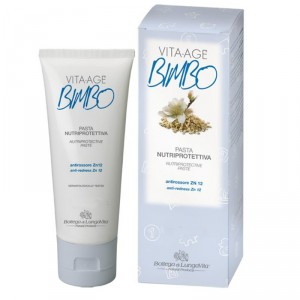 Buy Bottega Di Lungavita Age Bimbo - Nappy Rash Cream Nutriprotective Paste (Antiredness Zn 12) - Nykaa
