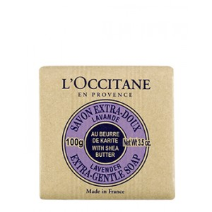 Buy L'Occitane Shea Butter Extra Gentle Soap - Lavender - Nykaa