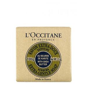 Buy L'Occitane Shea Butter Extra Gentle Soap - Verbena - Nykaa