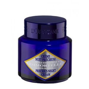 Buy L'Occitane Immortelle Precious Night Cream - Nykaa