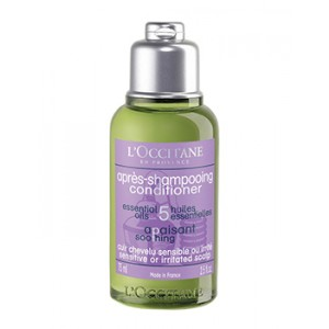Buy Herbal L'Occitane Aromachologie Soothing Conditioner - Nykaa