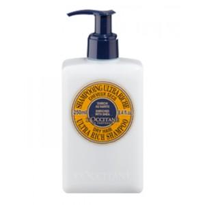 Buy L'Occitane Shea Butter Ultra Rich Shampoo - Nykaa