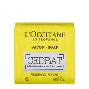 Buy Herbal Loccitane Cedrat Savon Soap - Nykaa