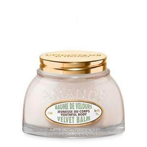 Buy Herbal Loccitane Almond Velvet Balm - Nykaa