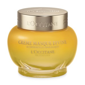 Buy L'Occitane Divine Cream Mask - Nykaa