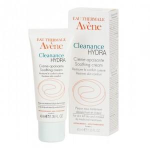Buy Avene Cleanance Hydra Soothing Cream - Nykaa