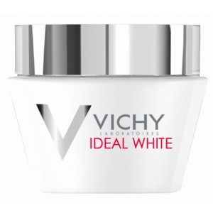 Buy Vichy Ideal White Whitening Replumping Gel Cream - Nykaa