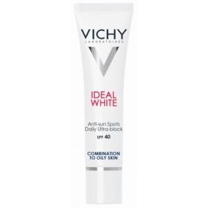 Buy Vichy Ideal White Anti Sun Spot Daily Ultra Block SPF 40 - Nykaa