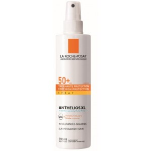 Buy Herbal La Roche-Posay Sunscreen Anthelios XL 50+ SPF Spray - Nykaa