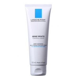 Buy La Roche-Posay Sensi White Foaming Cream - Nykaa