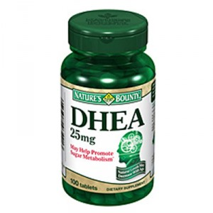 Buy Herbal Nature's Bounty DHEA 25mg - Nykaa