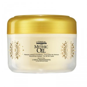 Buy L'Oreal Professionnel Mythic Oil Nourishing Masque - Nykaa