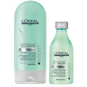 Buy L'Oreal Professionnel Volumetry Shampoo & Conditioner - Nykaa