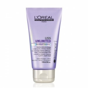 Buy Herbal L'Oreal Professionnel Liss Unlimited Thermo Cream - Nykaa