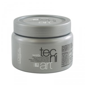 Buy L'Oreal Professionnel Ahead Web Sculpting Paste - Nykaa