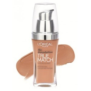 Buy L'Oreal Paris True Match Liquid Foundation - Nykaa