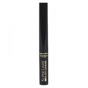 Buy L'Oreal Paris Superliner Black Lacquer - Nykaa