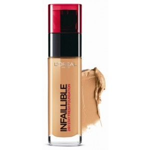 Buy L'Oreal Paris Infallible 24h Foundation - 150 Radiant Beige - Nykaa