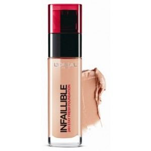 Buy L'Oreal Paris Infallible 24h Foundation - 220 Sand - Nykaa