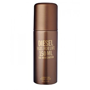Buy Diesel Fuel For Life Deodorant Spray - Nykaa